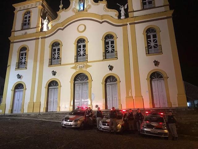 Polícia Militar prende em Alagoa Grande suspeito de lesão corporal