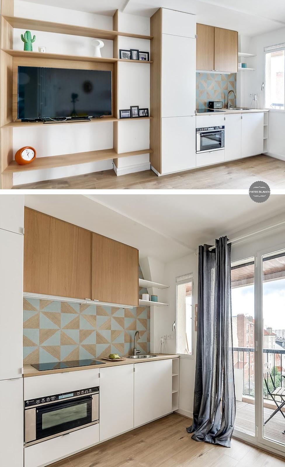 Un estudio n rdico minimalista y juvenil decoraci n for Estudios minimalistas decoracion