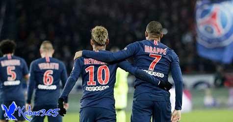Ligue 1 Perancis Terlalu Mudah Untuk PSG