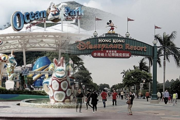 Virus Corona Kembali Bikin Resah, Hong Kong Disneyland dan Ocean Park ditutup Lagi