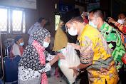 Bupati Lampung Utara Mengapresiasi Bhakti Sosial Karang Taruna di HUT ke-61