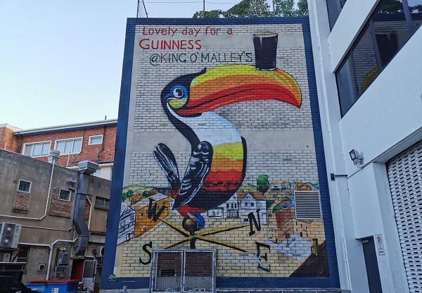 Canberra Street Art   GraffikPaint