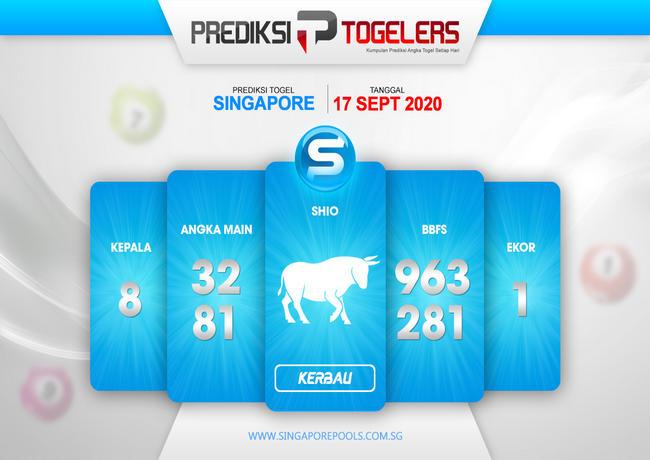 Kode syair Singapore Kamis 17 September 2020 181