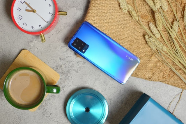 performa OPPO A54