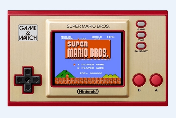 Nintendo Game & Watch Super Mario Bros Returns After 30 Years!