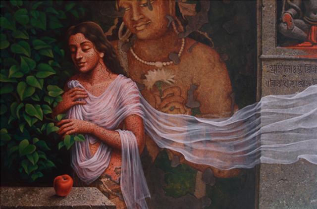 Paintings by Deepak Kundu | An Indian Artist