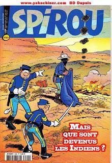 Les tuniques bleues, sur yakachiner.com