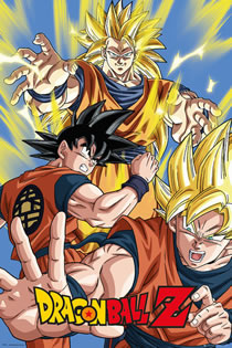 Anime Dragon Ball Z Dublado