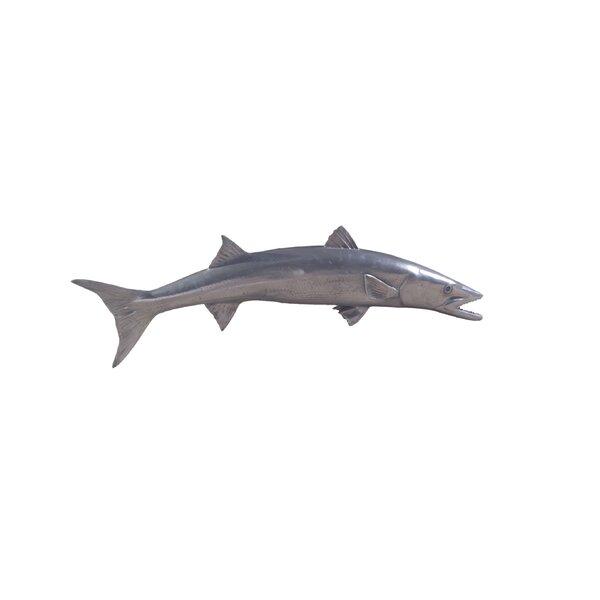 Barracuda Fish Wall Decor