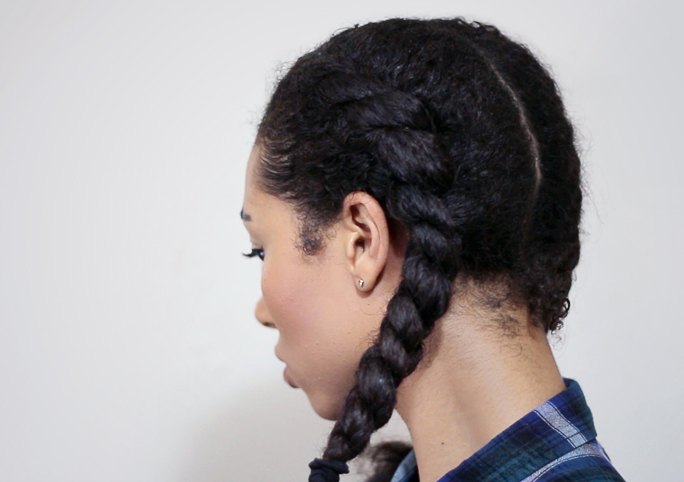Hairstyle | Twisted Braids [Video]