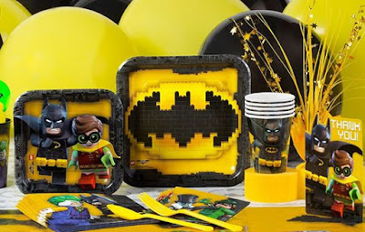 Popular Lego Movie Party Supplies