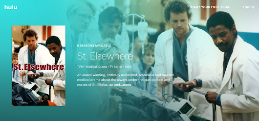 St. Elsewhere Complete Series Available on Hulu
