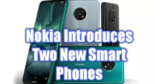 Nokia Introduces Two New Smart Phones