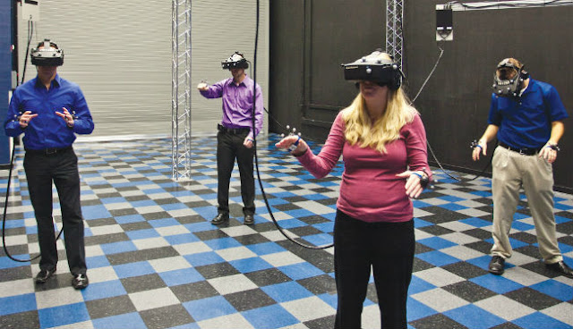 paranoia tratament realitate virtuala