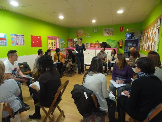 Empezamos Las Escuelas de Padres en el Centro Infantil Pita Pita