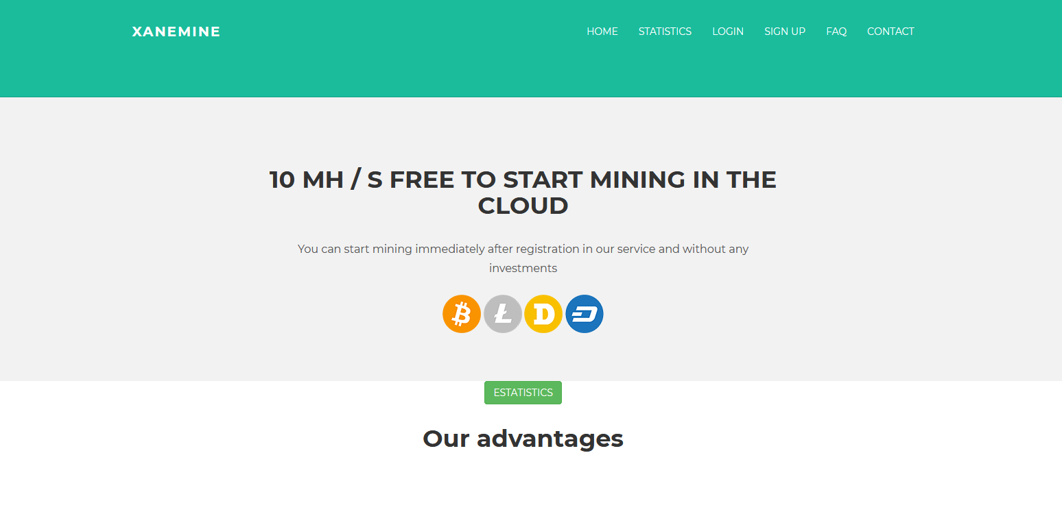 Top 3 cloud Mining Site With 300GH/s Speed And Successful