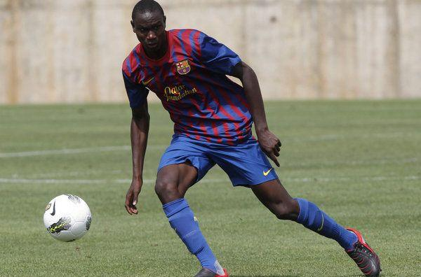 Barcelona will not renew the contract of Nigerian defender, Godswill Elohor Ekpolo.