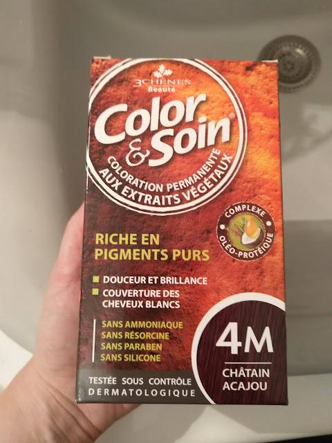 Color&Soin 3 chenes coloration permanente aux extraits végétaux