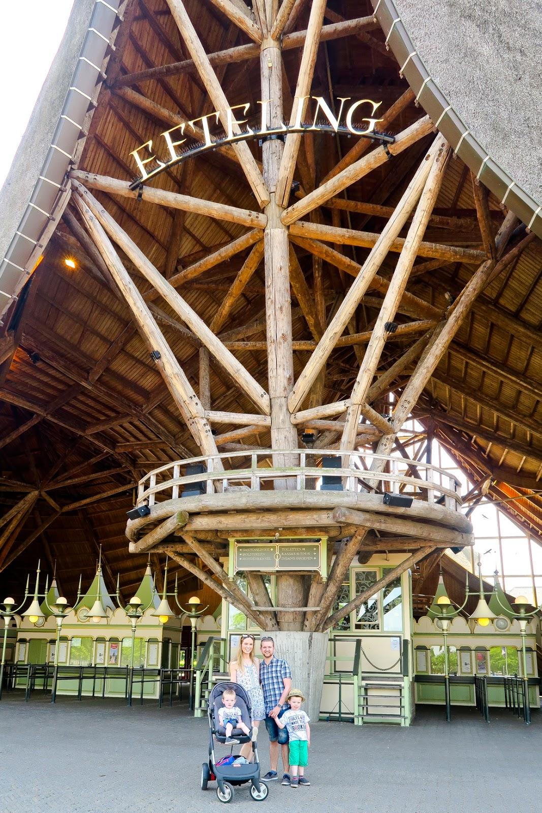 Efterling theme park review, Efteling, Efteling review, Loonsche Land,