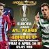 Agen Bola Terpercaya - Prediksi Atletico Madrid vs Sporting CP 6 April 2018