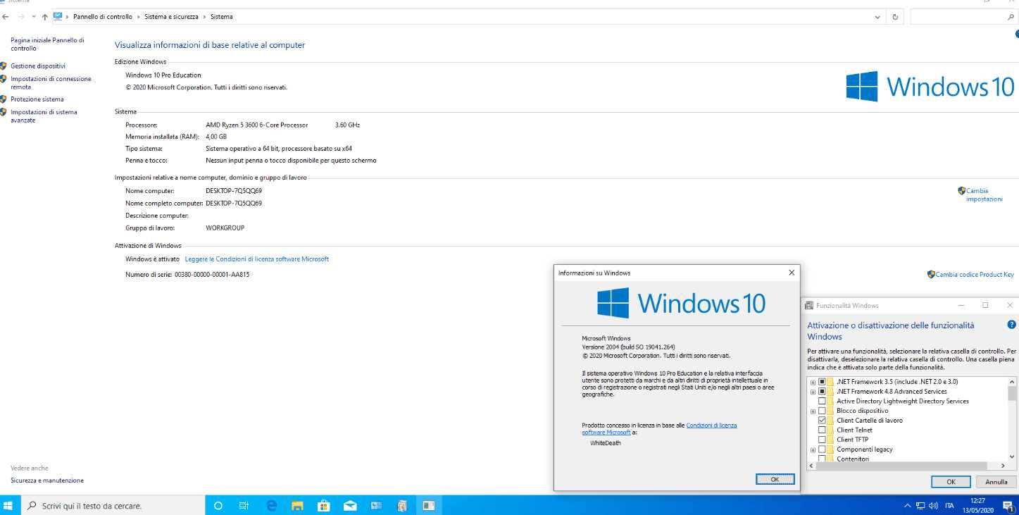 Windows 10 20H1 2004.10.0.19041.264 AIO 14in2 multilenguaje preactivado Mayo v2 2020 poster box cover