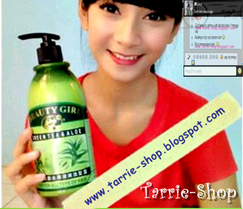 Beauty Girl Shampoo Pemanjang Rambut