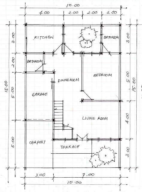 1st floor plan of home image 15