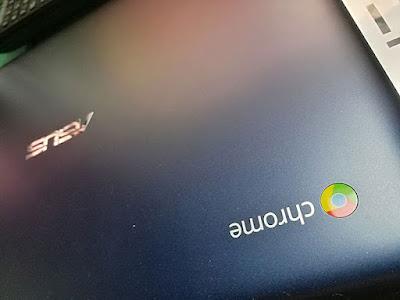 ASUS C201PA-FD0008 ネイビーブルー Chromebook