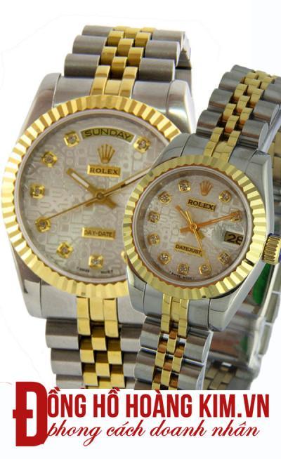 đồng hồ đôi thời trang chính hãng