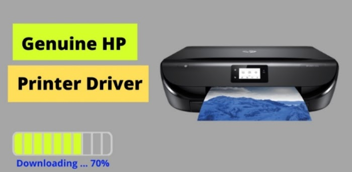 How to identify genuine drivers for your HP Printer?