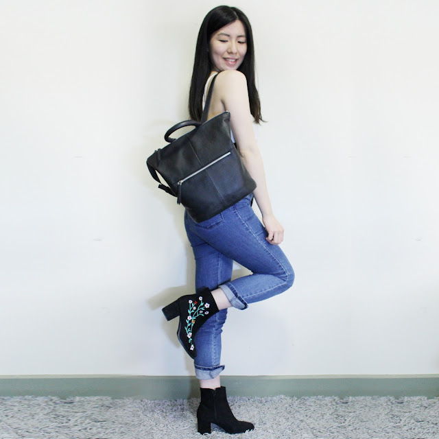 fulham backpack, fulham backpack review, rox & ann, rox & ann review, rox and ann, rox and ann instagram, rox and ann review blog, rox ann bag review, roxandann, roxandann review, leather backpack uk