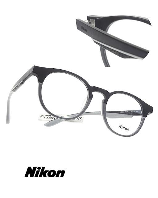 NIKON eyewear 鈦金屬眼鏡