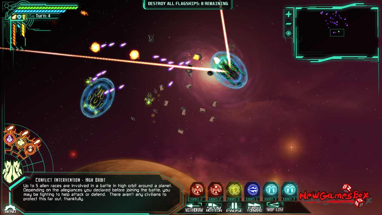 The Last Federation PC Game Free Download « New Games Box