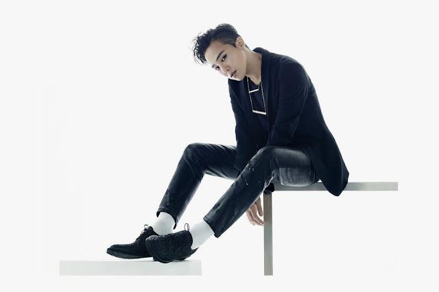 11 Juta 1. G-Dragon