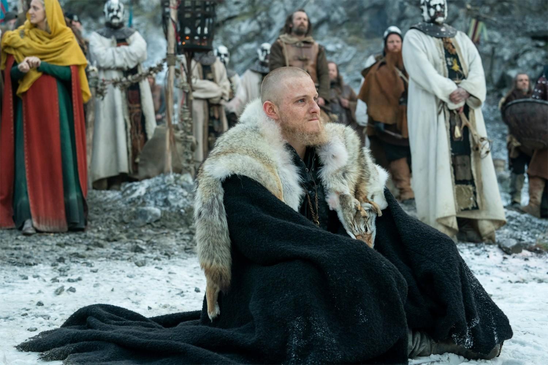 Escena del episodio 6x07 de 'Vikings'