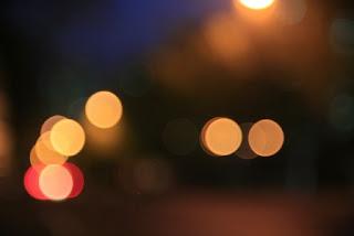 foto belle di luci notturne