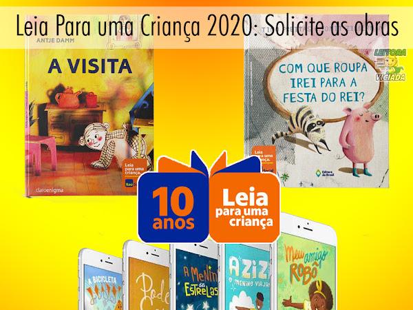 Itaú Social: Leia Para uma Criança 2020