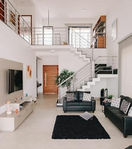 dekorasi ruang keluarga dan ruang tv