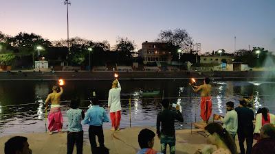 Mahakal temple Ghat Ujjain