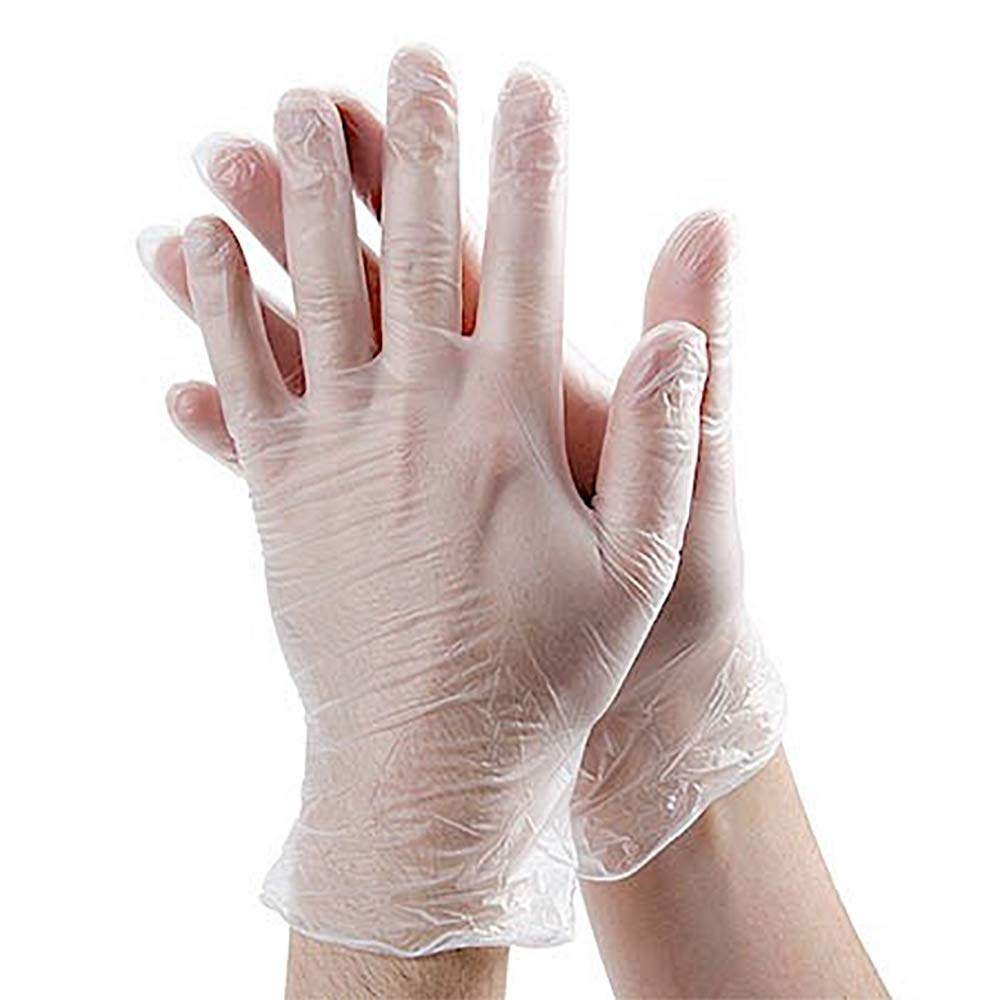 Medical Vinyl Examination Gloves