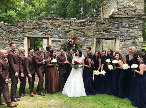 Anne Curtis and Erwan Heussaff wedding 2017