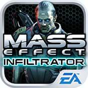 تحميل لعبة Mass Effect Infiltrator  للاندرويد مهكرة