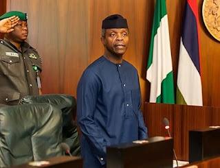 Osinbajo to Swear in 2 Ministers