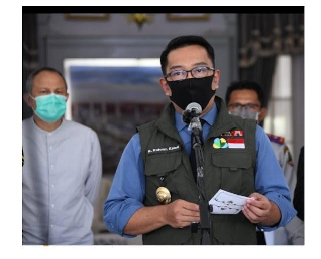 7 Kebijakan bantuan PSBB Jawa Barat