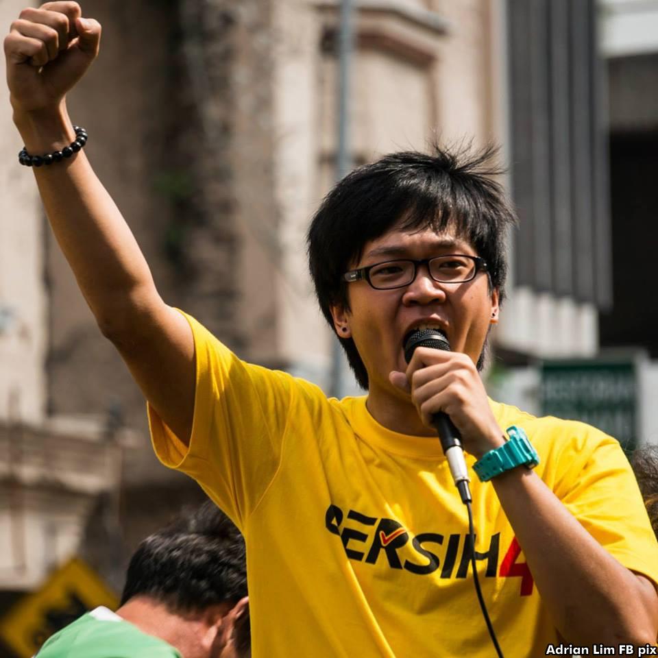 Arti Bahasa Inggrisnya Naik: KL CHRONICLE: Niat Sebenar Lelaki Cina Bernama Adrian Lim