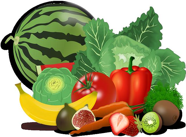 beda buah dan sayur, beda sayur dan buah