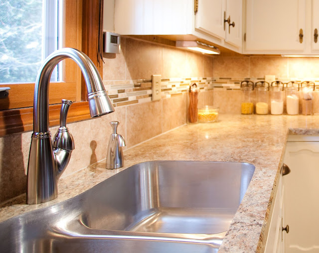 Modern Kitchen Sink Designs and Ideas 2020