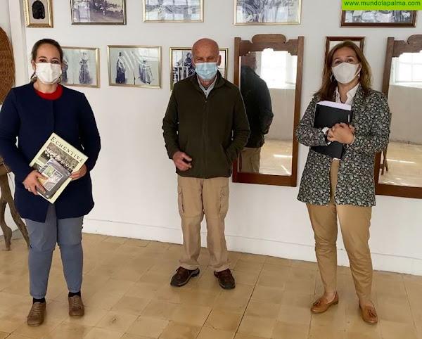 Fuencaliente trabaja con el Cabildo en la creación de un museo de los textiles y la indumentaria tradicional en el municipio