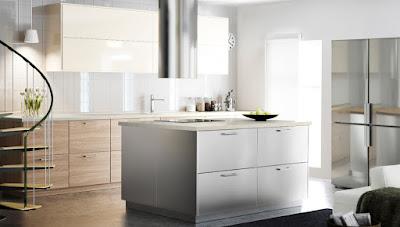 Model Lemari Dapur Modern