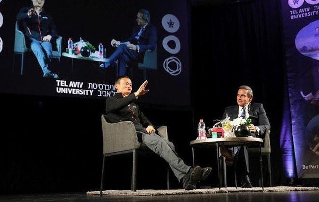 Jack Ma: Người thông minh rời bỏ công ty, còn những người tin tưởng vào tầm nhìn tương lai sẽ ở lại -3